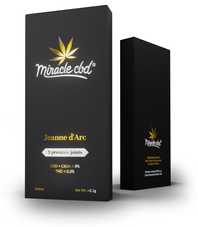 Miracle cbd — Jointy